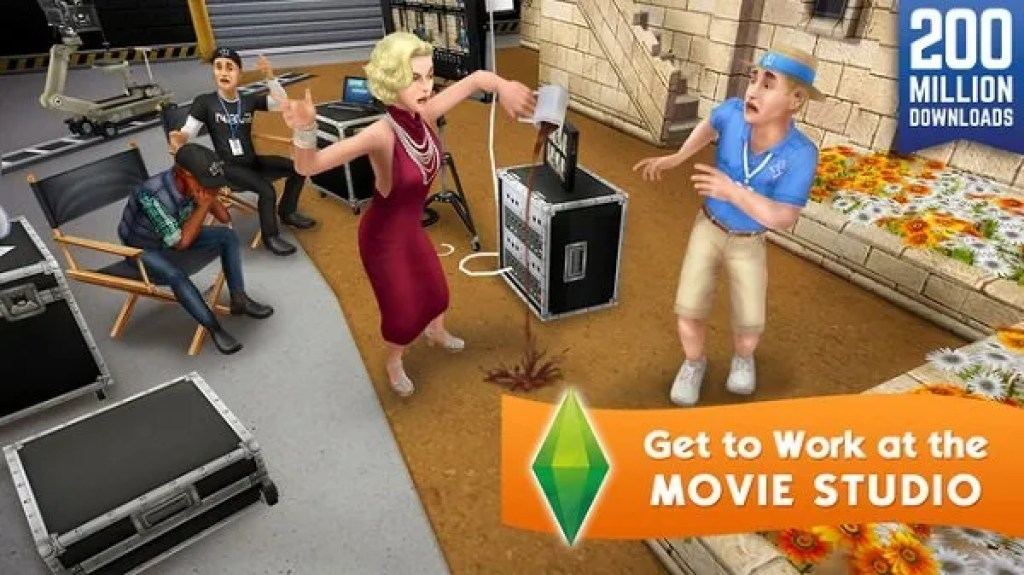 the sims freeplay portada