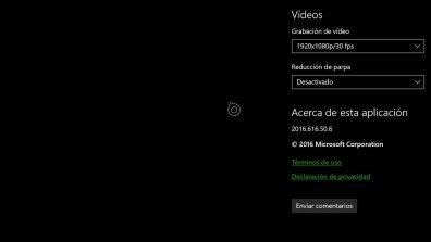 Cámara de Windows Xbox-3