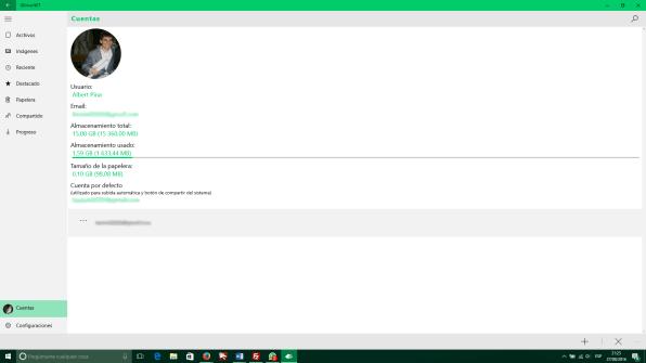 GDrive.NET Windows 10 PC 3