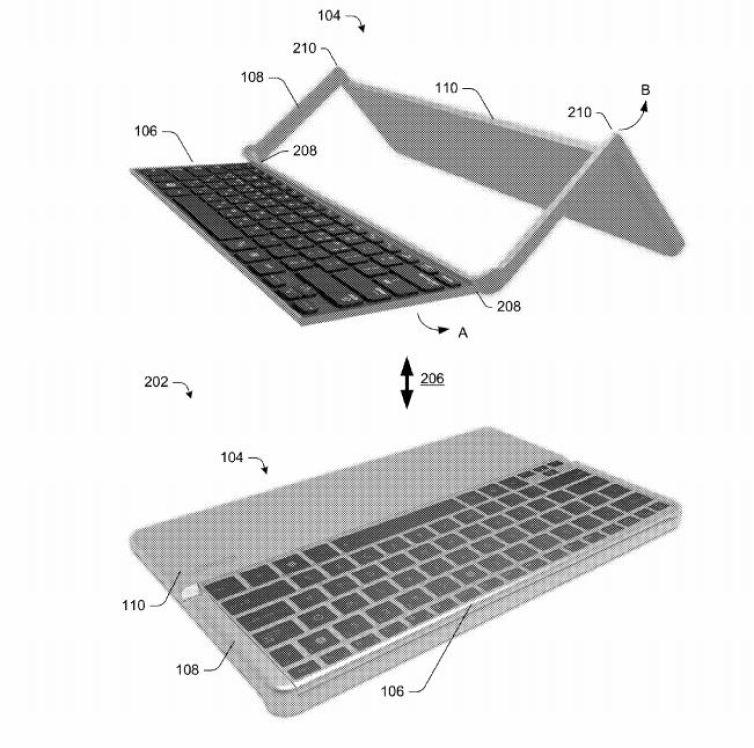 patente-teclado-plegable-con-soporte-para-tabletas-y-con-kickstand-de-microsoft-1