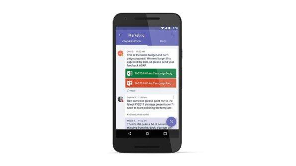 microsoft-teams-on-android-web