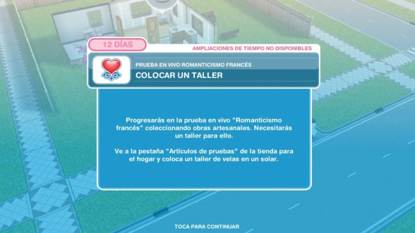 the sims freeplay romanticismo frances 2