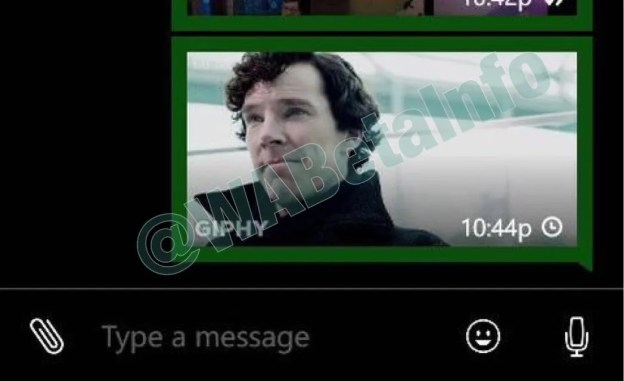 whatsapp beta gif buscador 3