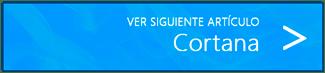 Ver siguiente artículo (Cortana)