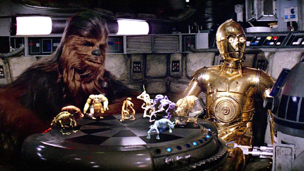 HoloChess Star-Wars