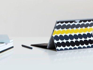Diseño Räsymatto para Surface Pro