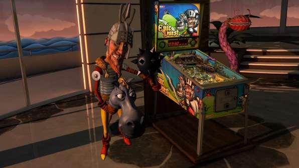 Pinball FX2 VR 1