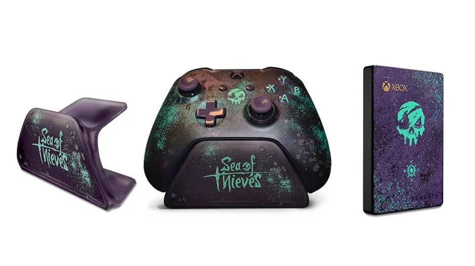 The Sea Of Thieves accesorios