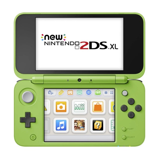 Nintendo 2DS XL Creeper Edition