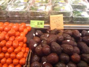 CD #3: Ballard Market Produce Section