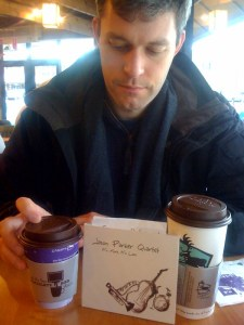 CD #45: Caribou Coffee
