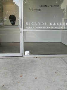 CD #54: Sicardi Gallery