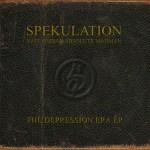 Spekulation - The Depression Era EP