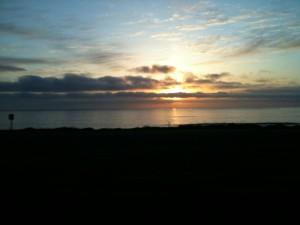 Pacific Ocean near McKinleyville, CA - photo by Josh Rawlings
