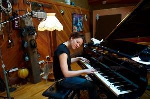 Amanda Palmer at Work