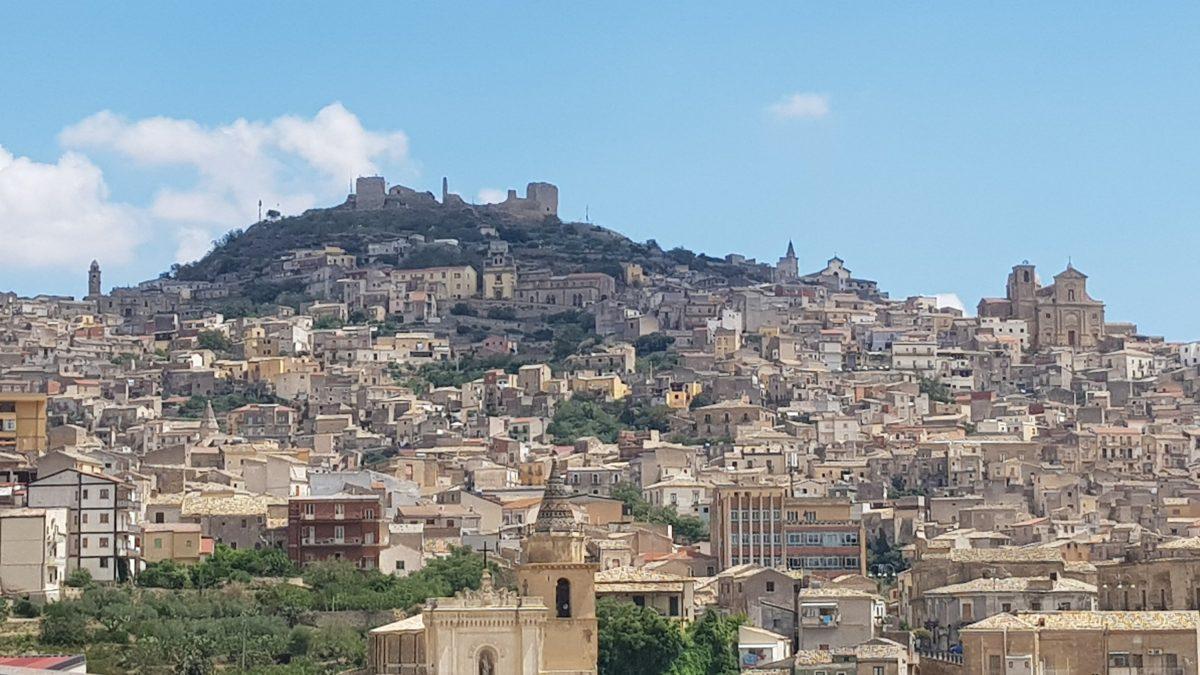 Sizilien, typische Städte und Dörfer