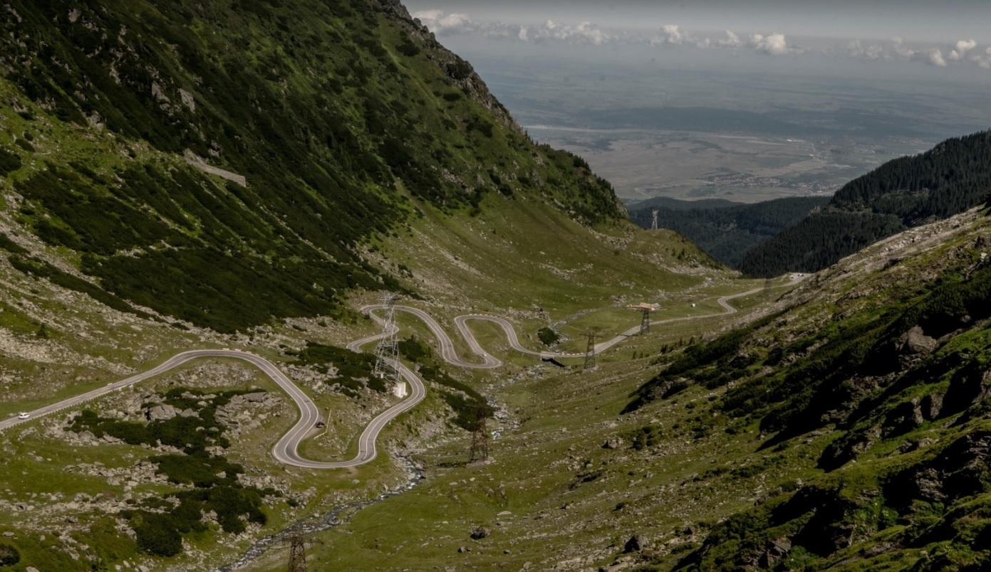 Karpaten Rumänien Motorradtour