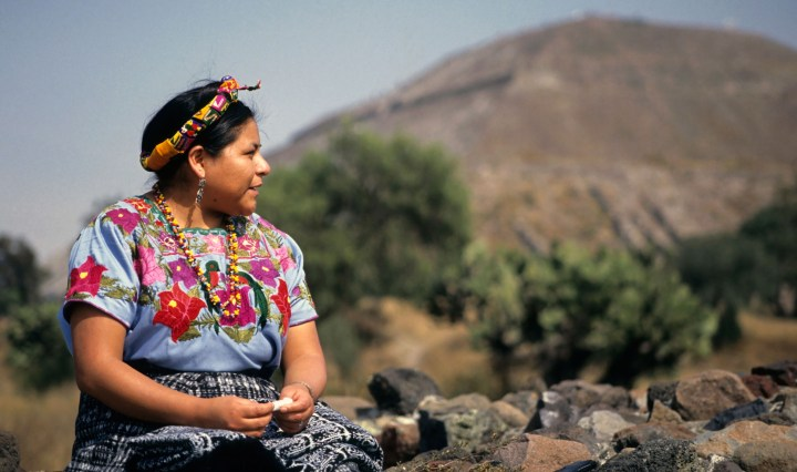 Rigoberta Menchu: Daughter of the Maya