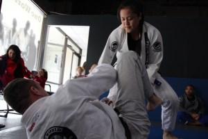 Jiu-Jitsu Etiquette