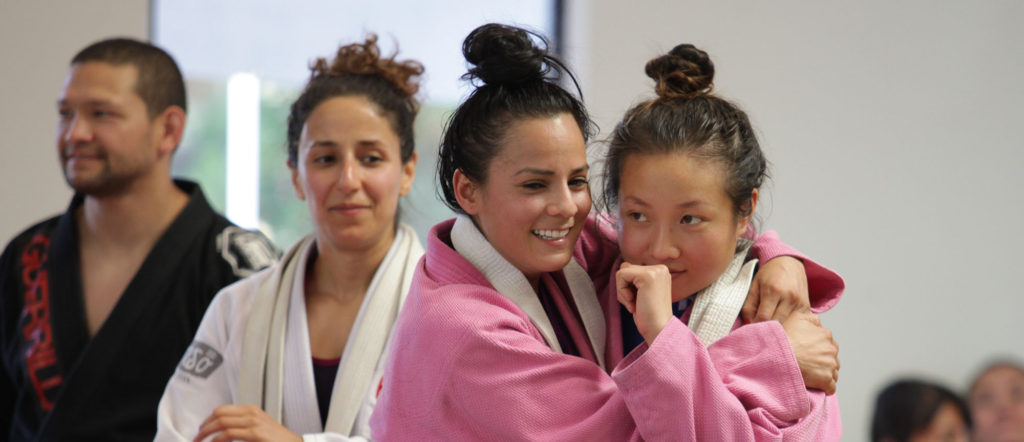 One World Jiu Jitsu Women Fighters