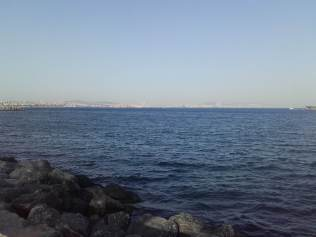 10 km vor Istanbul
