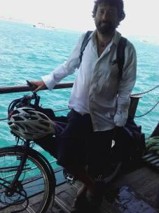 Fahrt nach Kadiköy, asiatische Seite