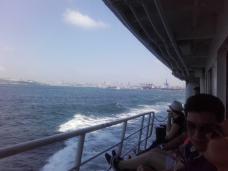 Fahrt zur Prinzess-Insel