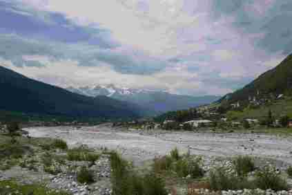 Tageswanderung zum Gletscher