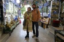 Zwei klasse Tage in Shiraz mit Ramoona
