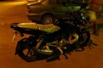 Noch eine Vorliebe der Iraner: Überall wird der Auslieferungszustand beibehalten: Autos, Motorräder, Möbel. Das Sitzklima ist das zweitrangig.