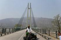 Wenig Verkehr im Westen: Auf dem Weg zum Bardia-Nationalpark