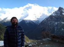 Am Annapurna II fällt die Entscheidung, auch zum Everest zu gehen.