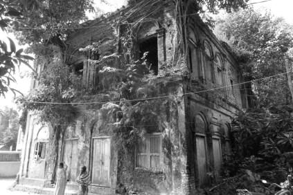 Das älteste Haus im Dorf steht unter Denkmalschutz.