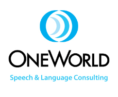 OneWorld Speech and Language Logo
