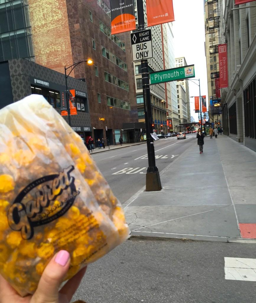 Garrett's Popcorn - Chicago