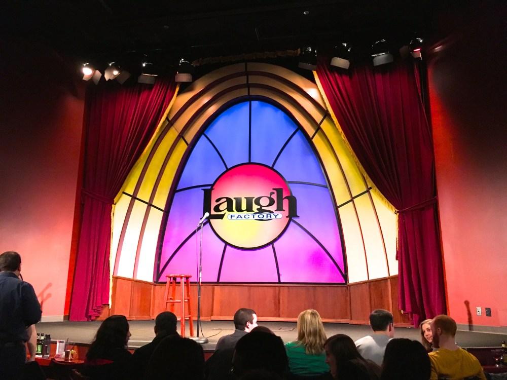 Chicago-Laugh Factory