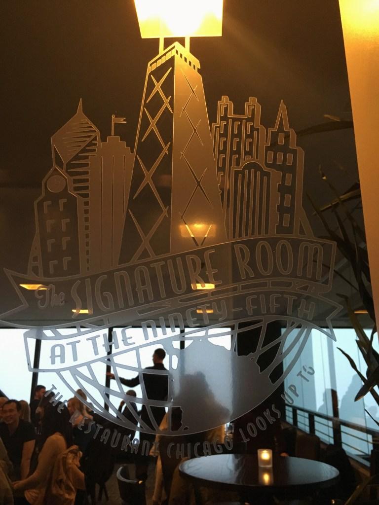 The Signature Room Chicago