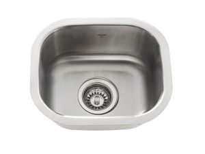OUS1512-7, Single Bowl, Undermount, Stainless Steel, Onex Enterprises, Kitchen Sinks in Canada