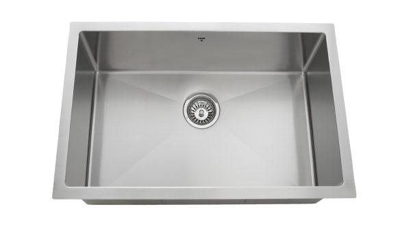 OUS3218 SQR, Single Bowl, Undermount, Stainless Steel, Designer Collection, Onex Enterprises, Kitchen Sinks in Canada