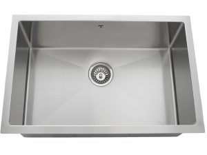 OUS3218 SQR, Single Bowl, Undermount, Stainless Steel, Designer Collection, Onex Enterprises, Kitchen Sinks in Canada