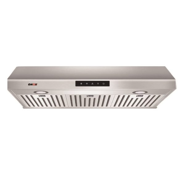 Undercabinet Range Hood, Stainless Steel Hood Fan, Kitchen Range Hood Fan Ventilator, Kitchen Ventilation