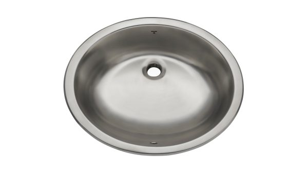 OL100, Round Single Bowl Kitchen Sink, Onex Enterprises Canada