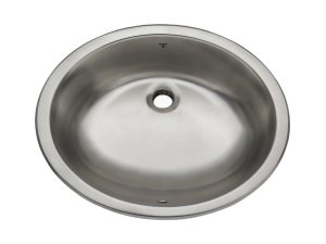 OL100, Round Single Bowl Kitchen Sink, Onex Enterprises Canada