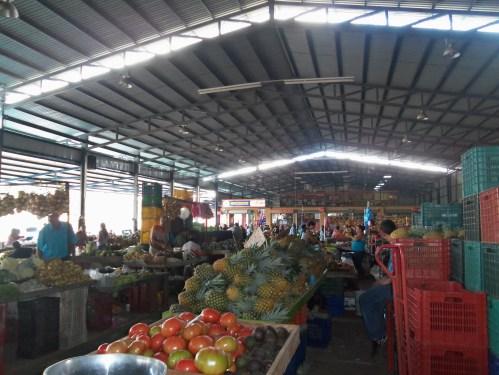 La feria (Farmer's market)