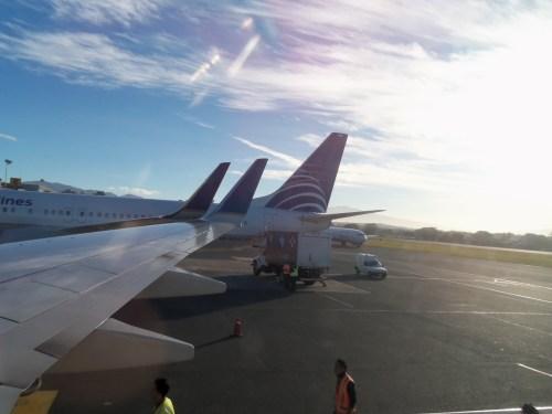 Leaving Costa Rica