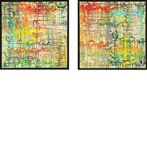 ArtOne | Hand Style 2 | Diptychon