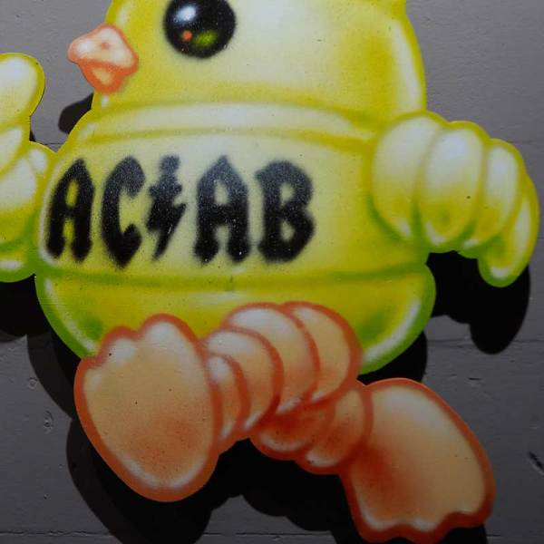 WON ABC | ACAB Michelin ACAB