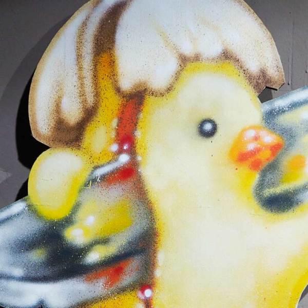 WON ABC | ACAB schredder chicken 1