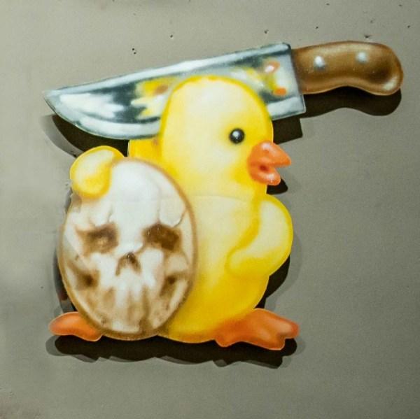 WON ABC | ACAB schredder chicken 3