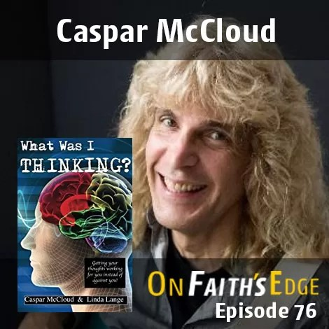 Captive Thoughts, Music and The Shroud of Turin with Caspar McCloud | Episode 76
